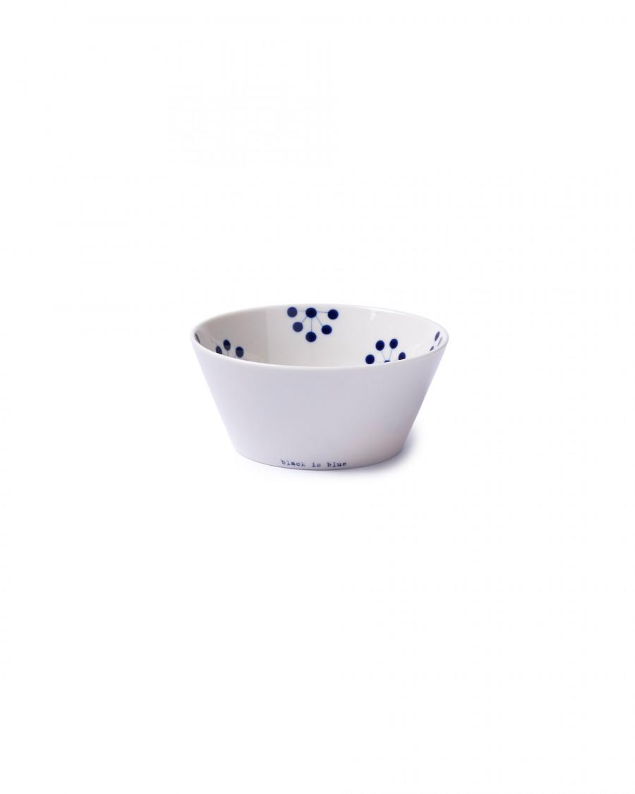 black is blue soup bowl