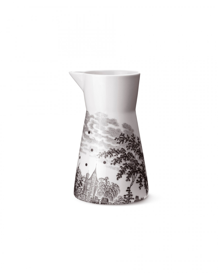Ruth M pitcher landscape-brown