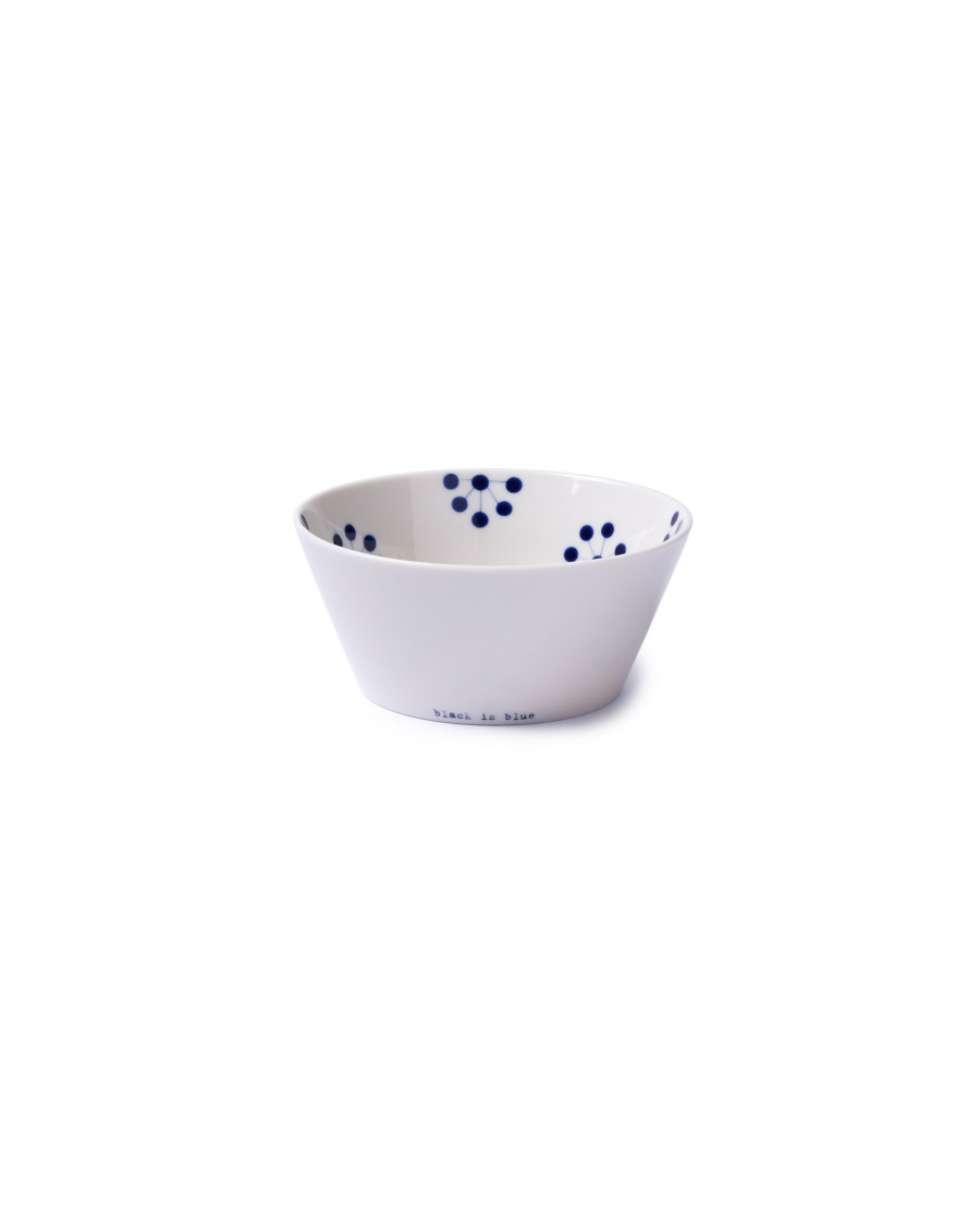 black is blue soup bowl