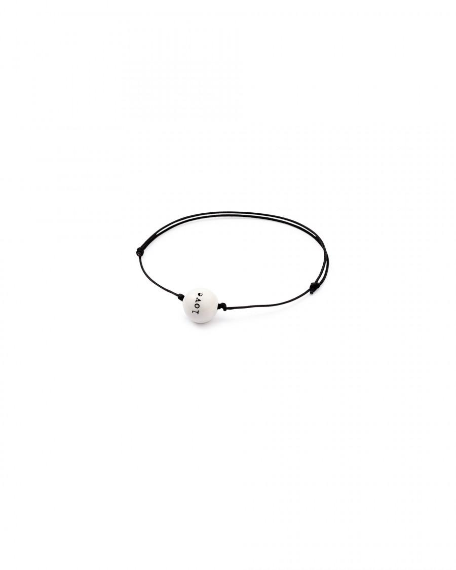 love bracelet love-black