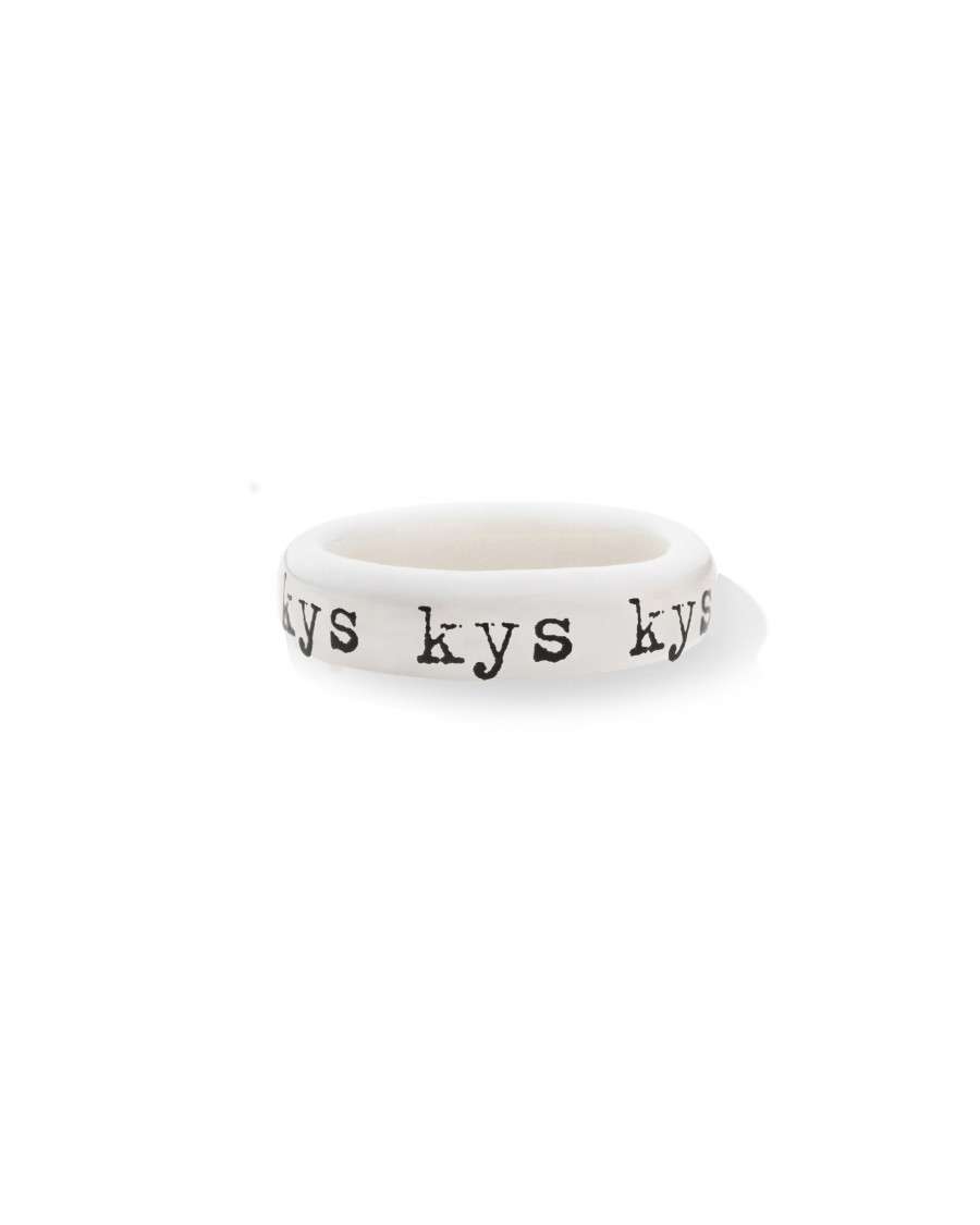 love finger ring kys