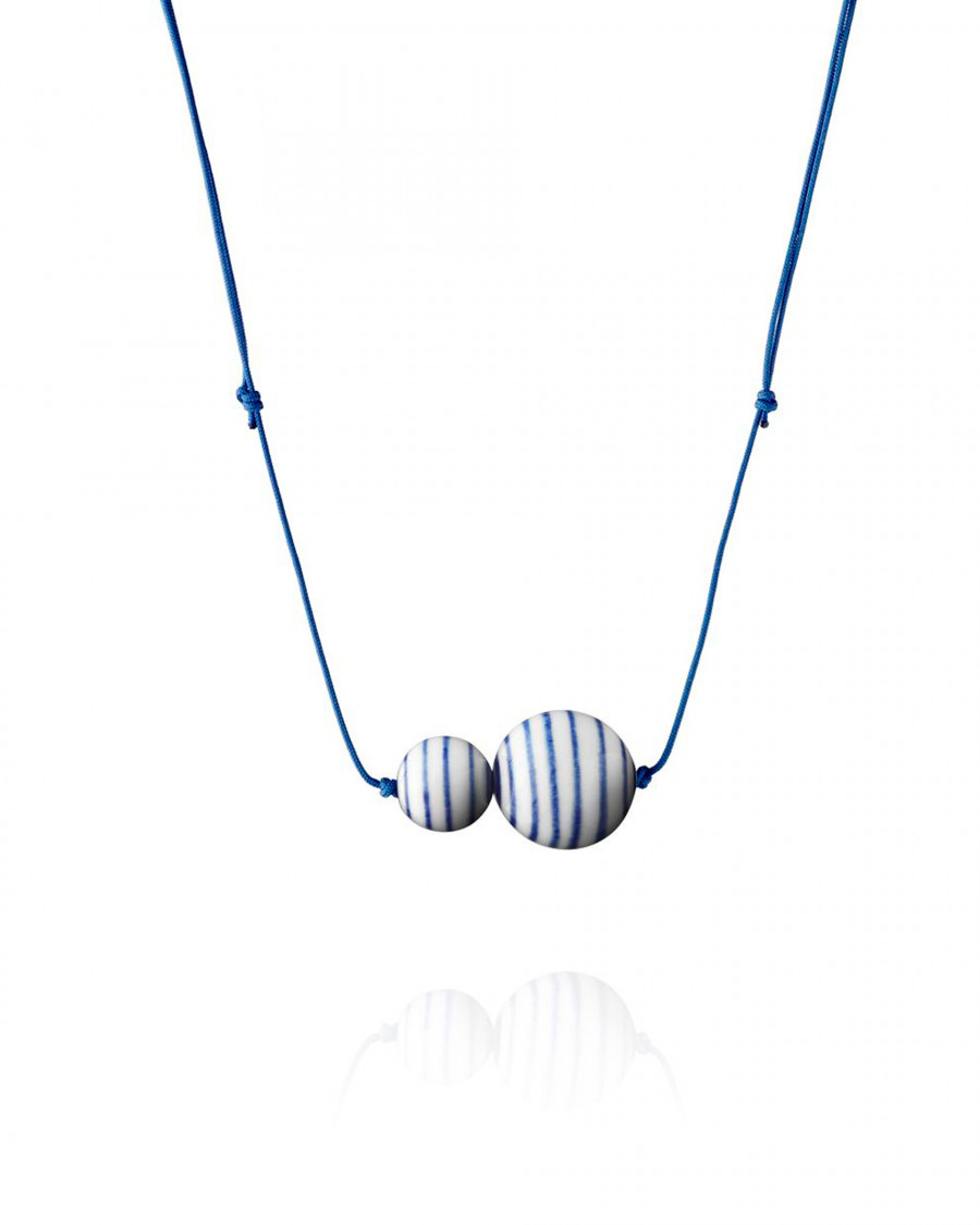 stripes necklace