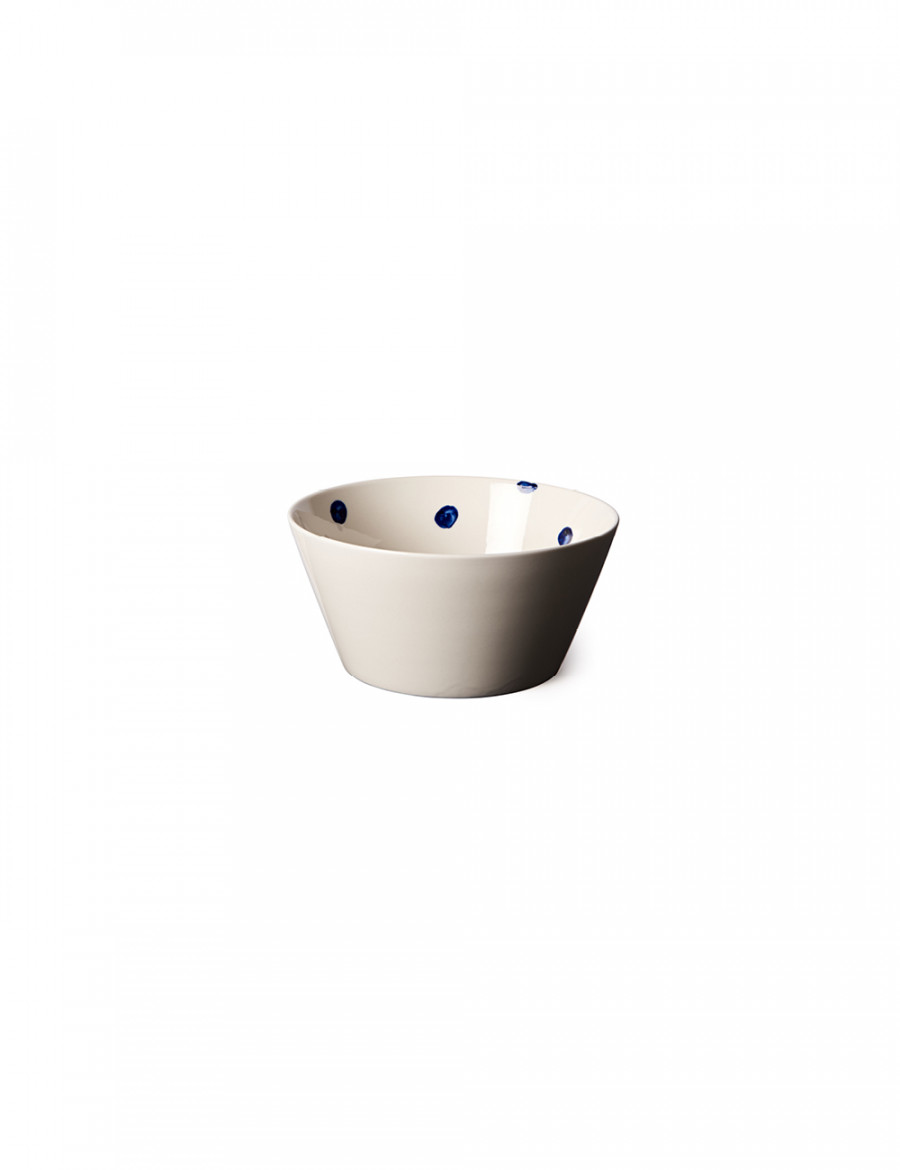 dot soup bowl