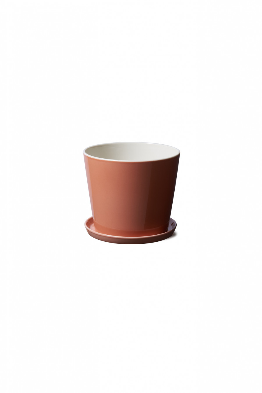 Bloom Flowerpot with plate