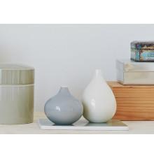 contain drop low vase